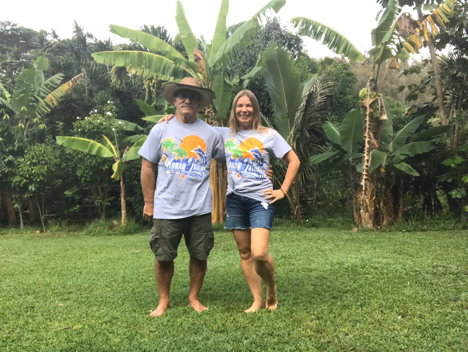 Konny Island Hawaii