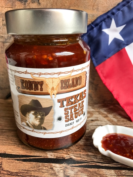 Konny Island Texas Steak Sauce